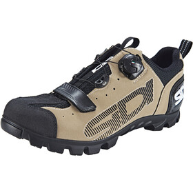 Sidi SD15 Shoes Herre sand/black